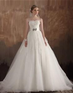 La mode des robe de mariage